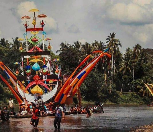 perahu baganduang