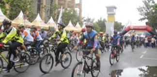 Sepeda Nusantara Pekanbaru